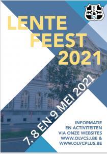 2021 Lentefeest op afstand